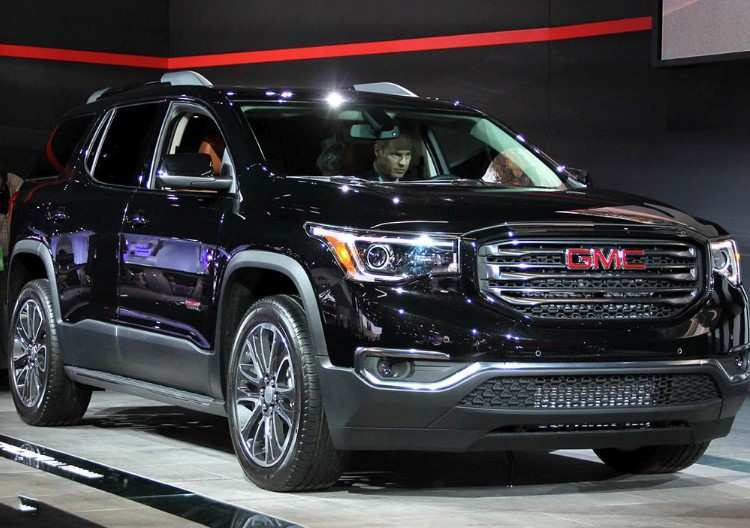 49 New 2020 Gmc Envoy Denali Concept And Review