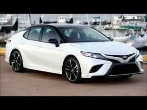 49 New 2020 Toyota Camry Xse Review and Release date