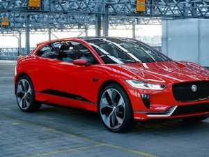 Jaguar All Electric By 2020