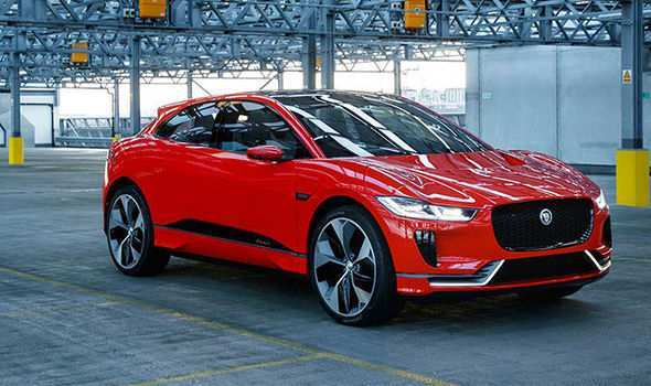 49 New Jaguar All Electric By 2020 New Concept