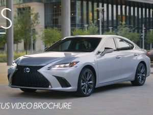 49 New Lexus Es 2020 Release Date Redesign and Concept