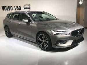49 New New 2019 Volvo V60 Interior