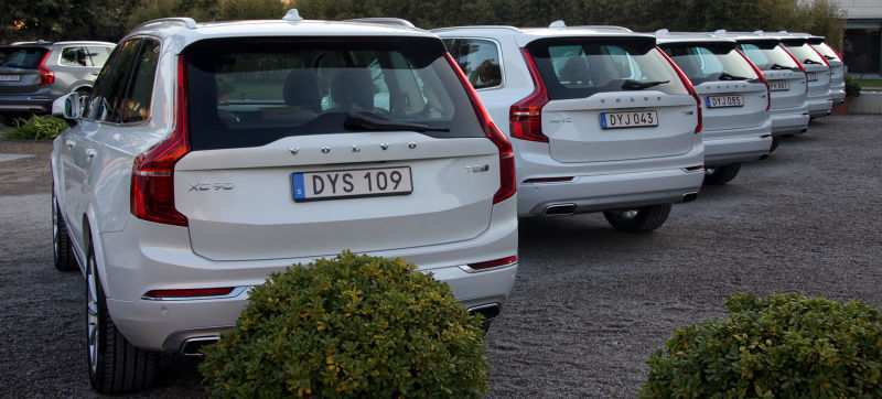49 New New Volvo Models 2019 Ratings