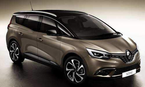 49 New Renault Scenic 2019 Redesign And Review