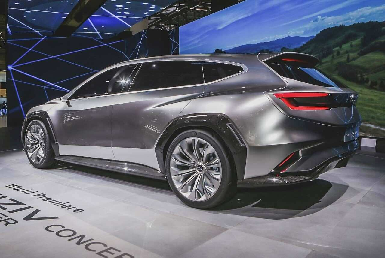 49 New Subaru Viziv Tourer 2020 Redesign and Concept