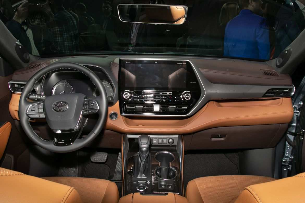 49 New Toyota Kluger 2020 Interior Style