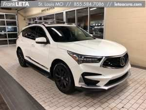 49 The 2019 Acura Rdx Images First Drive
