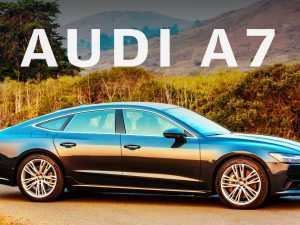 49 The 2019 Audi A7 Review New Review