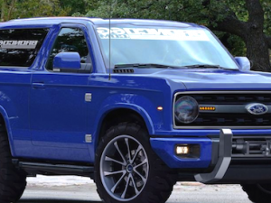 49 The 2019 Ford Bronco Pictures Speed Test