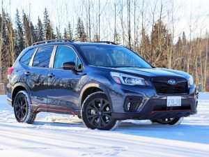 49 The 2019 Subaru Forester Sport 2 Performance