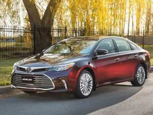 49 The 2019 Toyota Avalon Review Price