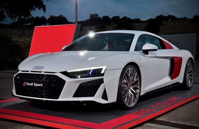 49 The 2020 Audi R8 V10 Plus Price and Review