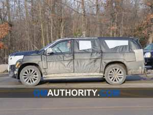 49 The 2020 Cadillac Escalade Spy Photos Performance
