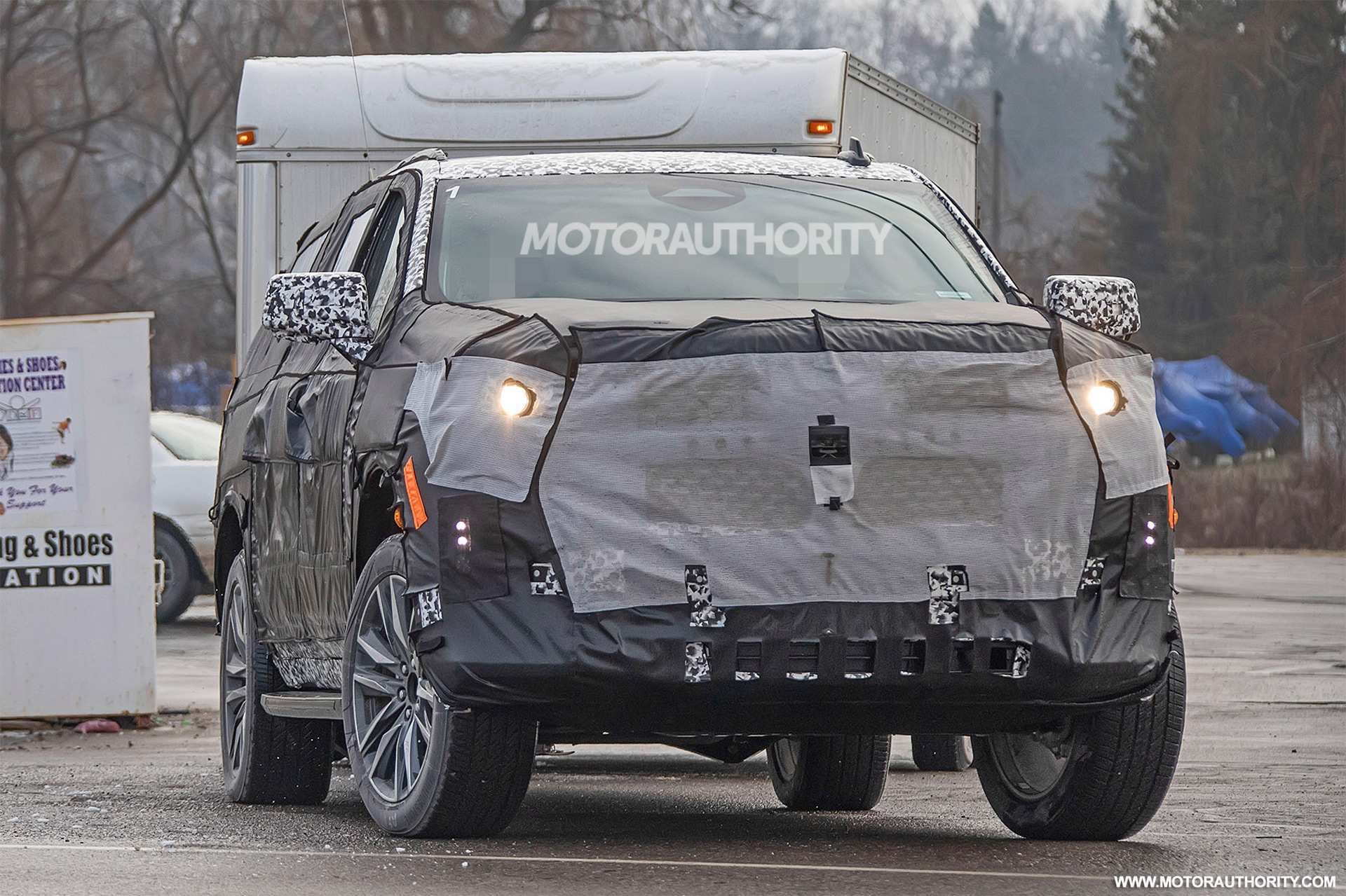 49 The 2020 Cadillac Escalade Spy Photos Release