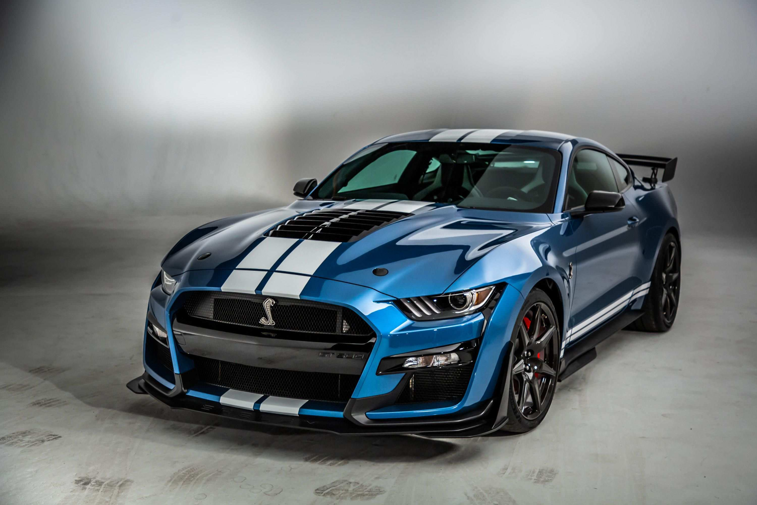49 The 2020 Ford Mustang Gt Photos