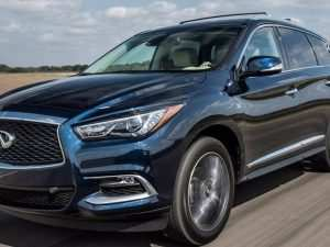 49 The 2020 Infiniti Qx60 Release Date New Concept
