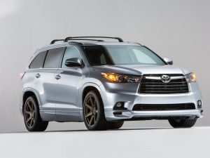 49 The 2020 Toyota Highlander Concept New Concept