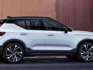 49 The 2020 Volvo Xc40 Plug In Hybrid Exterior and Interior