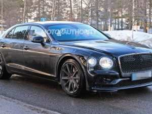 49 The Bentley Bis 2020 First Drive