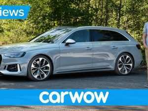 49 The Best 2019 Audi Rs4 Usa Exterior and Interior