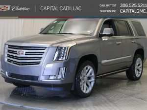 49 The Best 2019 Cadillac Escalade Platinum New Model and Performance