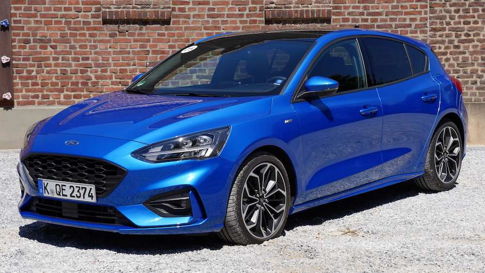 49 The Best 2019 Ford Focus St Line Redesign And Review