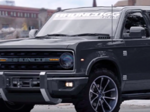 49 The Best 2020 Ford Bronco Auto Show Price Design and Review