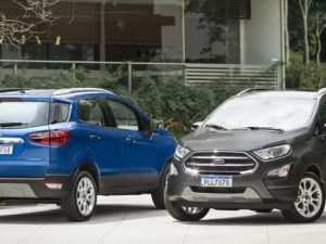 49 The Best 2020 Ford Ecosport First Drive