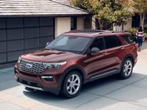 49 The Best 2020 Ford Explorer Design Review