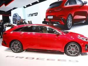 49 The Best Kia Proceed 2020 Performance and New Engine