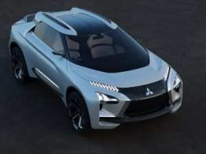 49 The Best Mitsubishi Electric Car 2020 Concept and Review