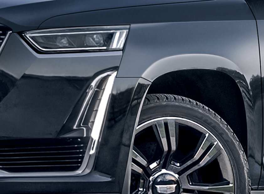 49 The Best New 2020 Cadillac Escalade Performance and New Engine