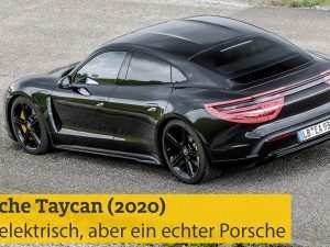 49 The Best Porsche Modelle 2020 Release Date