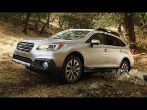 49 The Best Subaru Redesign 2019 Engine