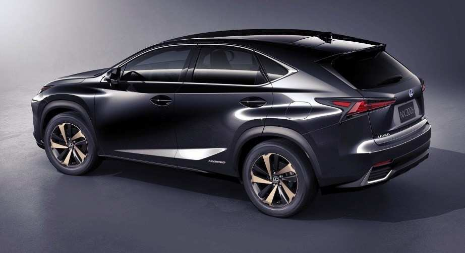 49 The Lexus Rx 350 Redesign 2020 Release Date And Concept