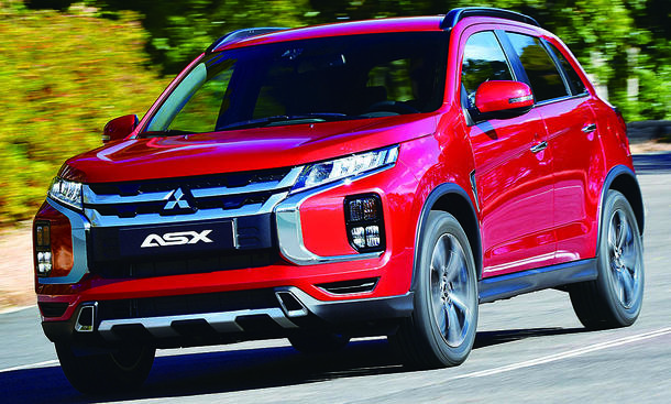 49 The Mitsubishi Asx 2020 Review Review And Release Date