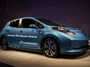 Nissan Leaf 2020 Video Download