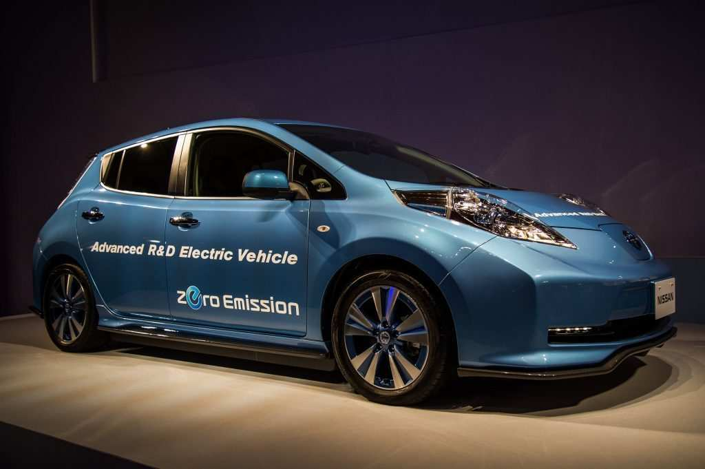 49 The Nissan Leaf 2020 Video Download Performance