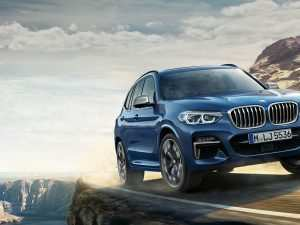 50 A 2019 Bmw X3 Specs and Review