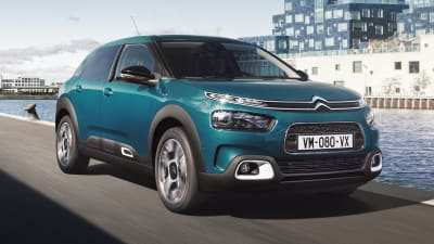 50 A 2019 Citroen Cactus Specs And Review