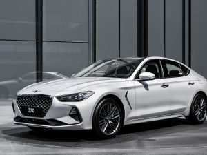 50 A 2019 Genesis 5 0 Performance and New Engine