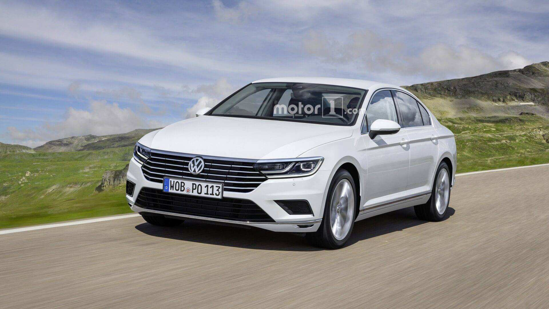 50 A 2019 Volkswagen Cc Review And Release Date