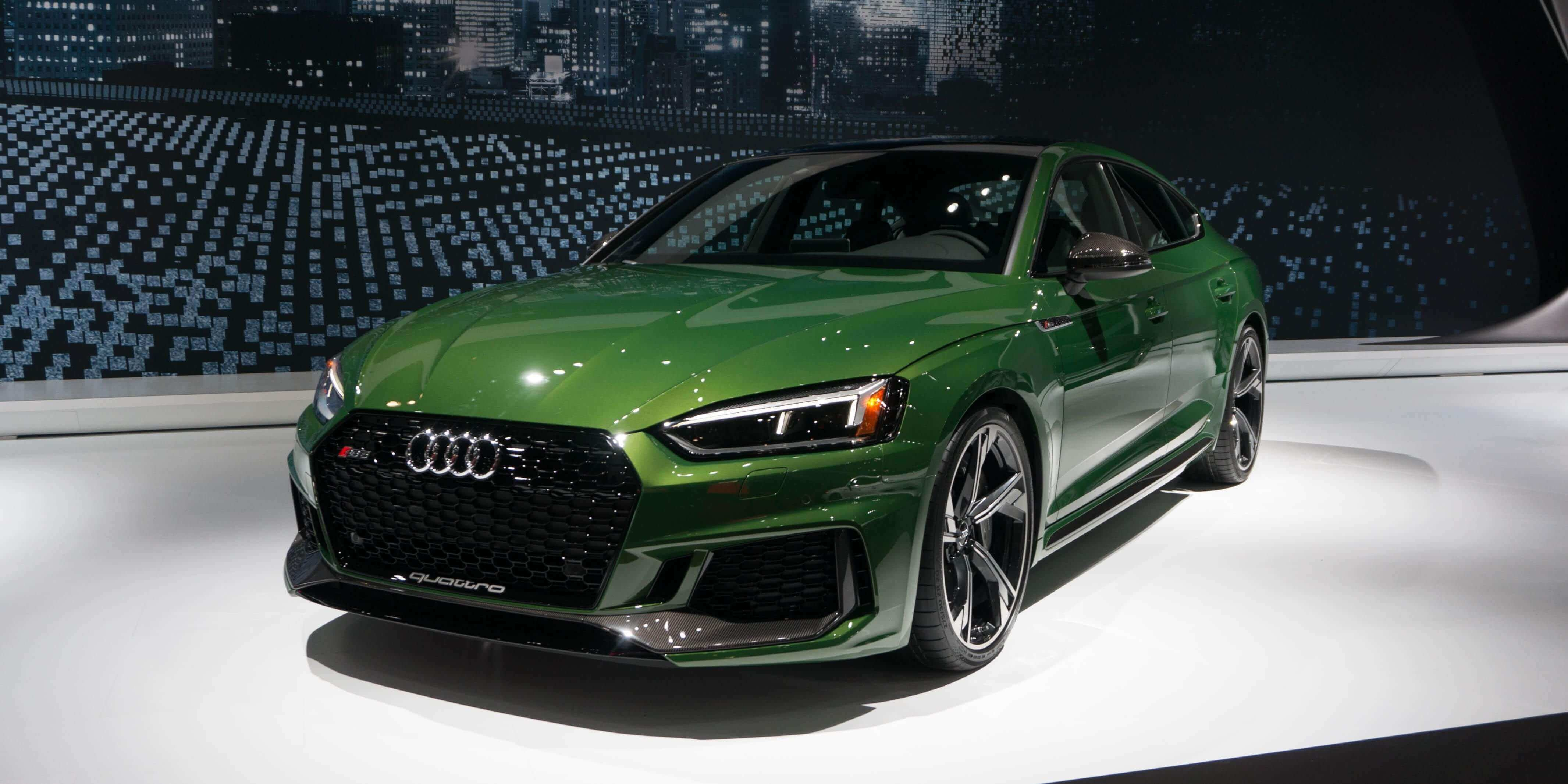 50 A 2020 Audi Rs5 New Model And Performance