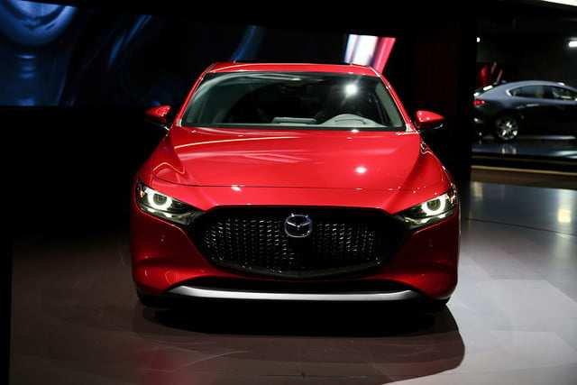 50 A 2020 Mazda 3 Hatchback Wallpaper
