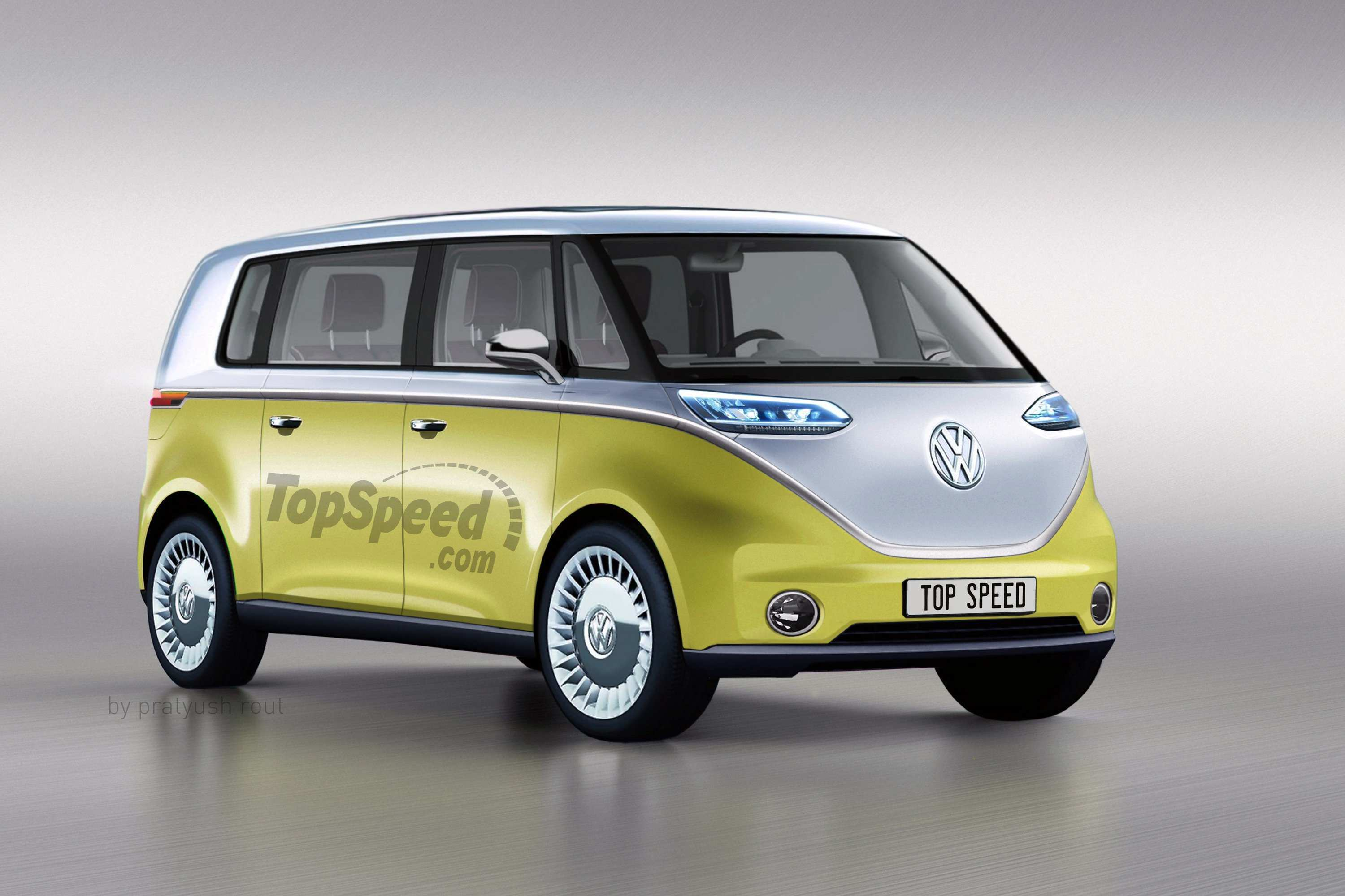 50 A 2020 Vw Bus Rumors
