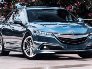 50 A Acura Rlx 2020 Spy Shoot