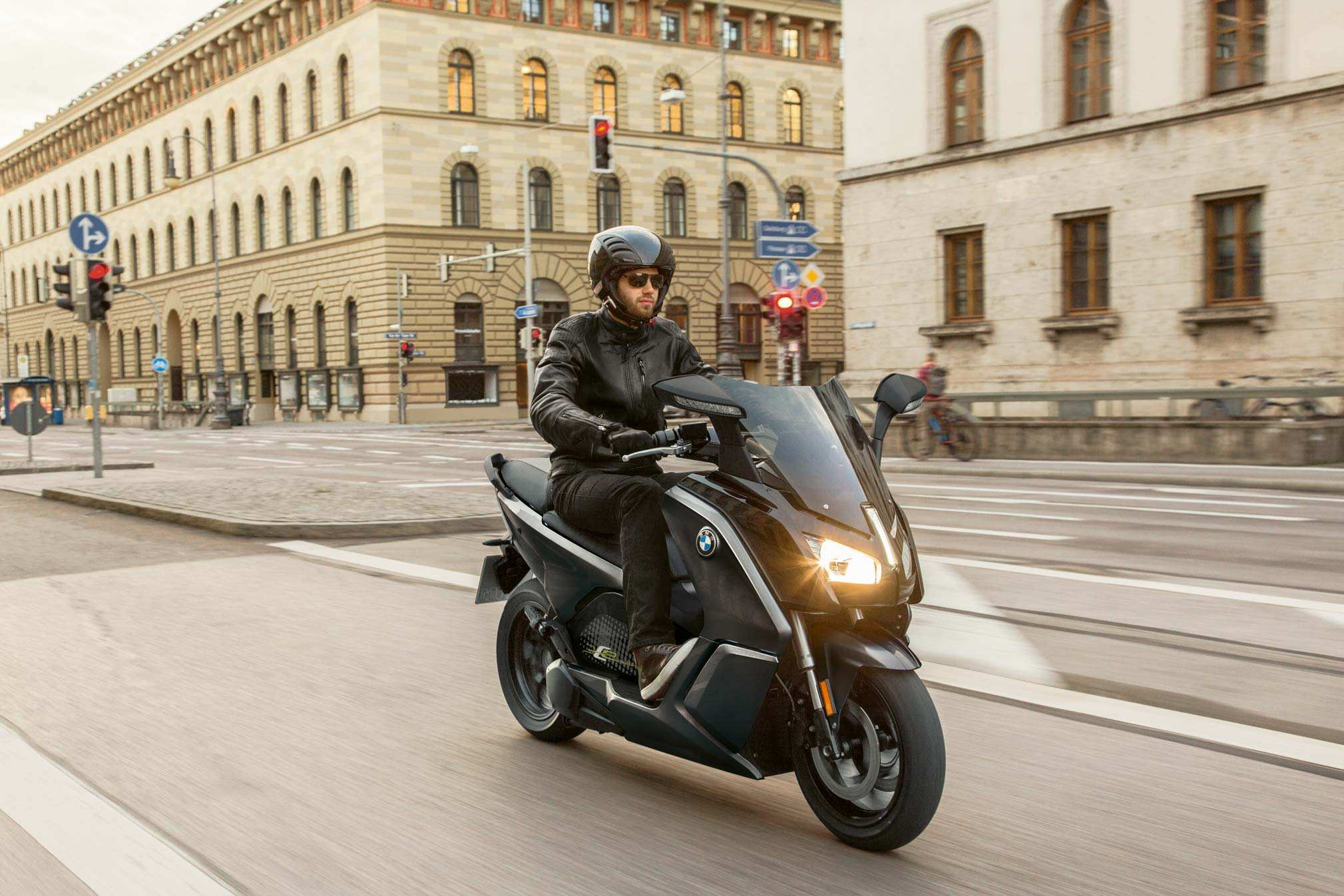 50 A Bmw C 2019 Spy Shoot