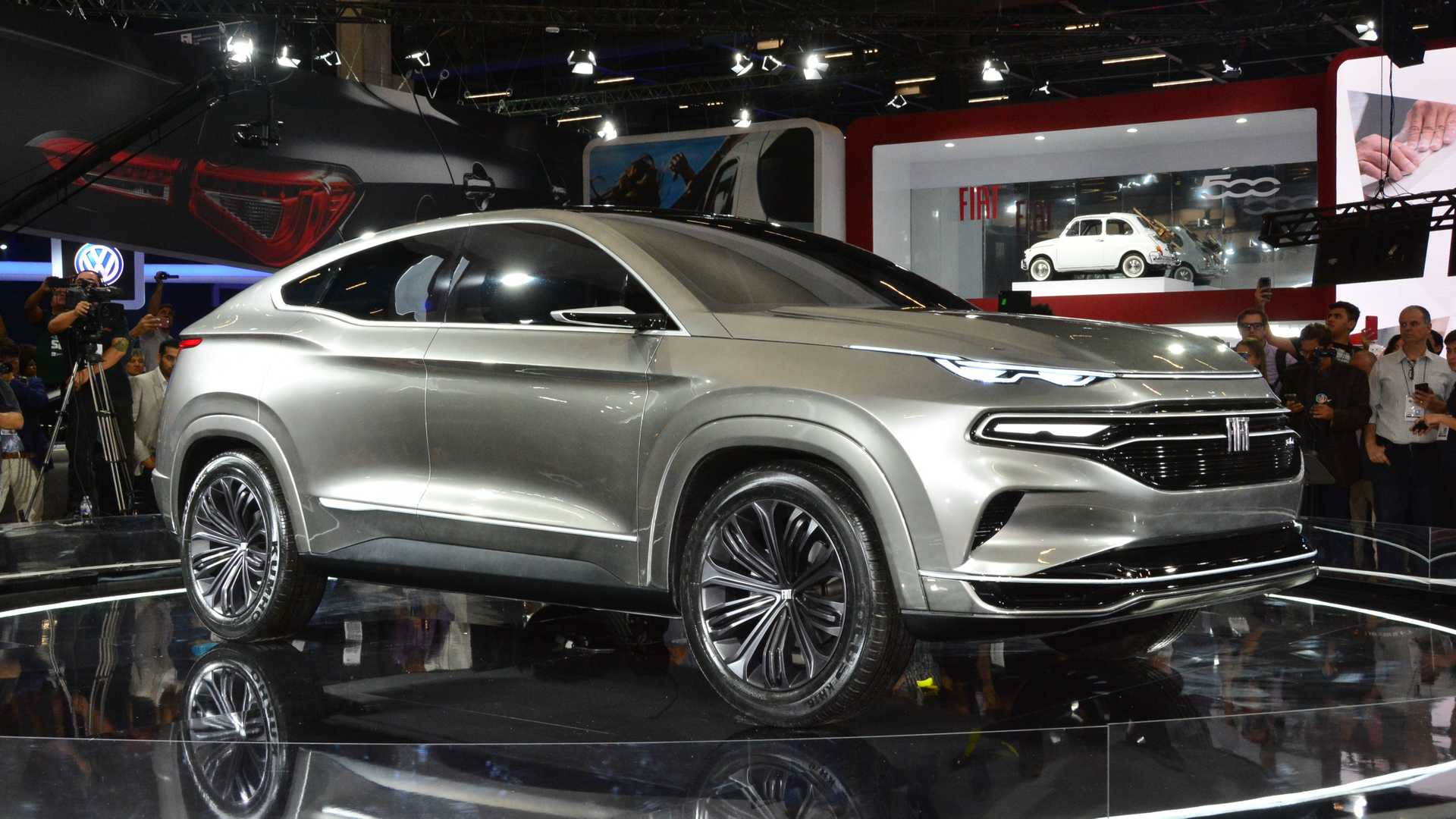 50 A Fiat Suv 2020 Release Date And Concept