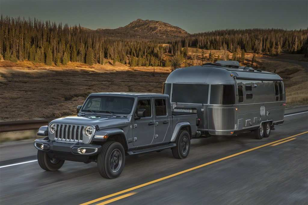 50 A Jeep Truck 2020 Towing Capacity Review