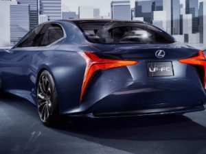 Lexus New Models 2020